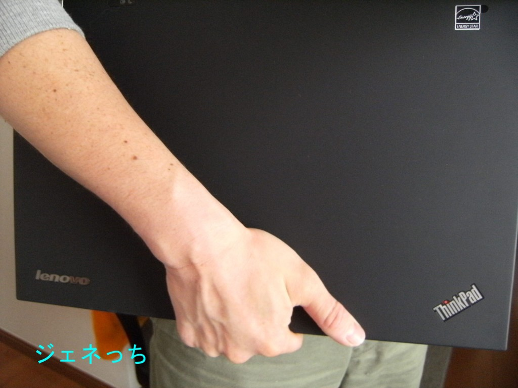ThinkPad-T530②