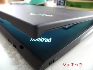 ThinkPadT430sWin7閉じる