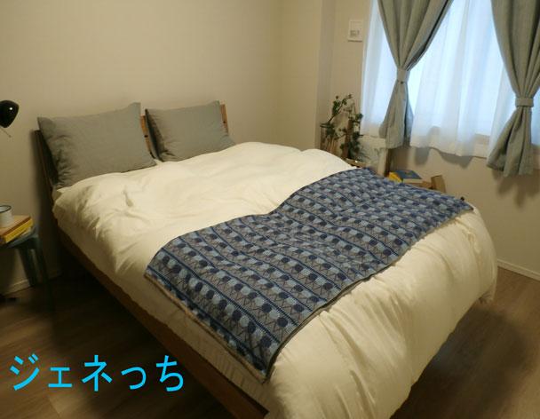 寝室全体イメージ