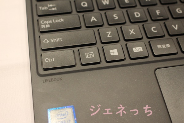LIFEBOOK ノートパソコン